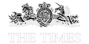Logo Wall - The Times